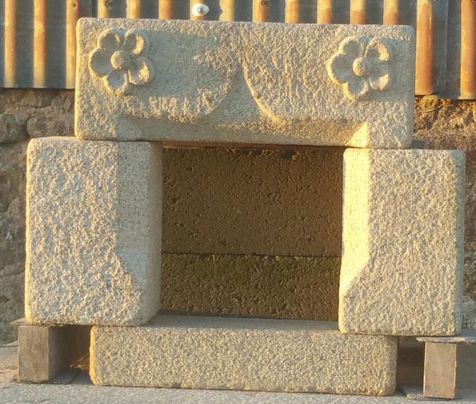 encadrement granit