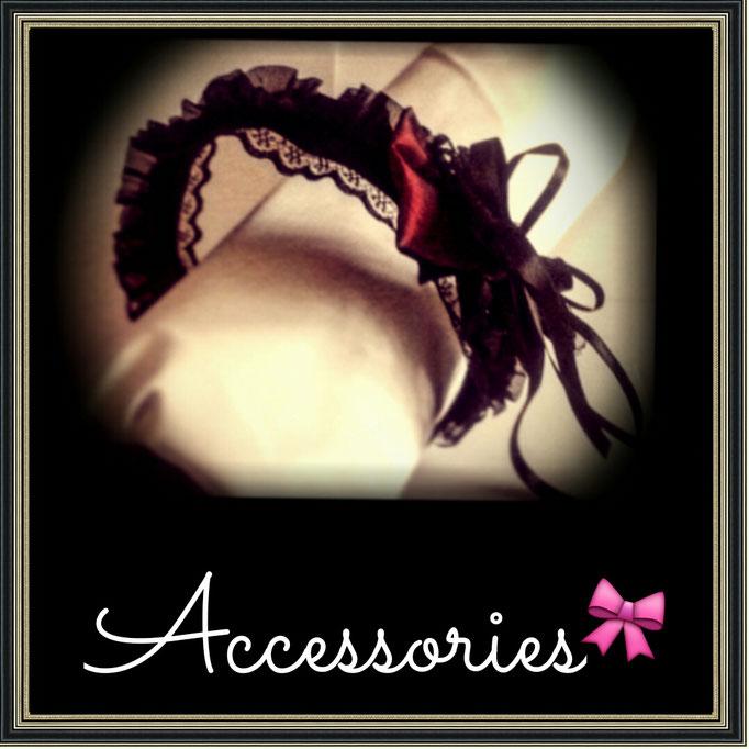 Gothic Lolita EGL Accessories