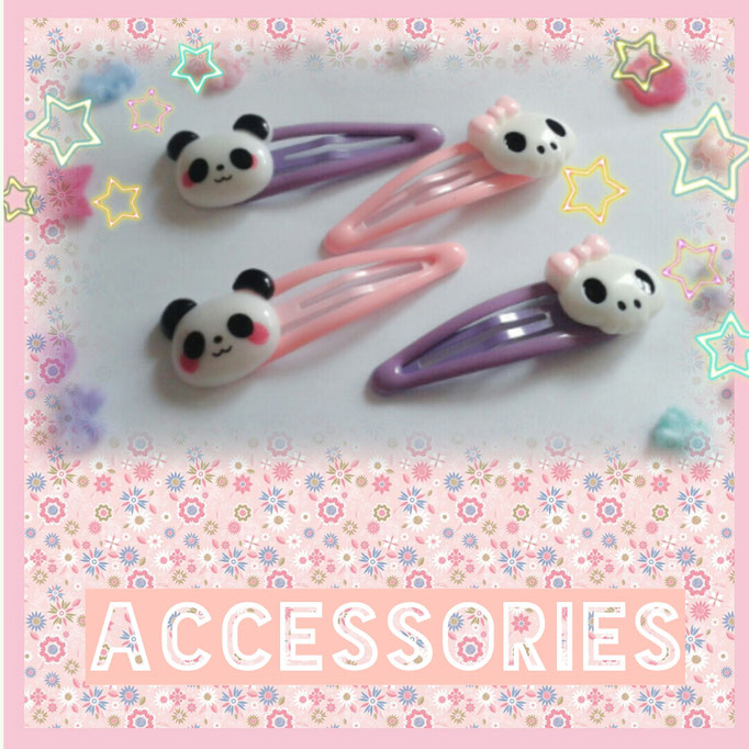 Kawaii & Sweet Lolita Accessories