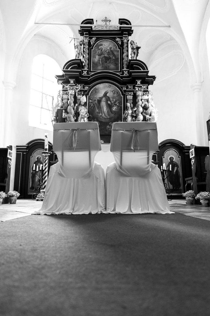 Kleine Kirche, große Wirkung - St. Nikola bietet wirklich ein Ambiente der besonderne Art!