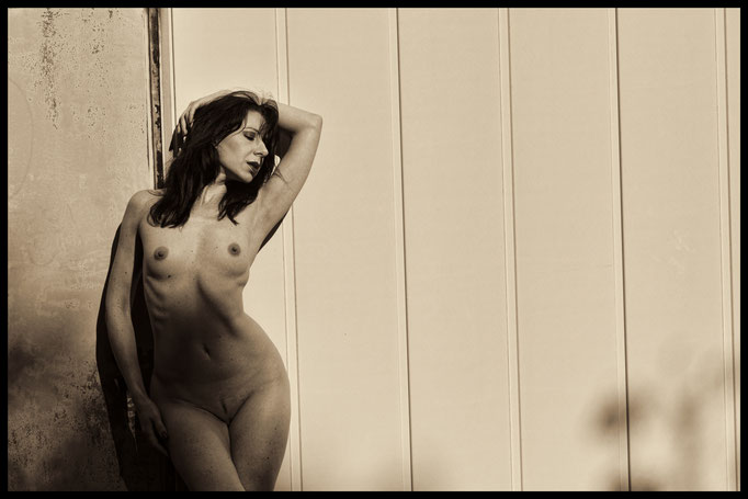 Foto Uli Gilles Modell Olga Kamera : Canon 550 D