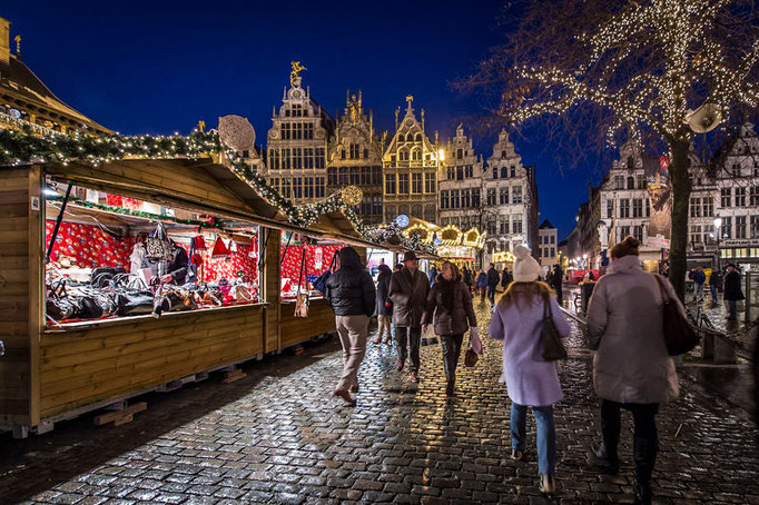Christmas Antwerp - Copyright Stad Antwerp
