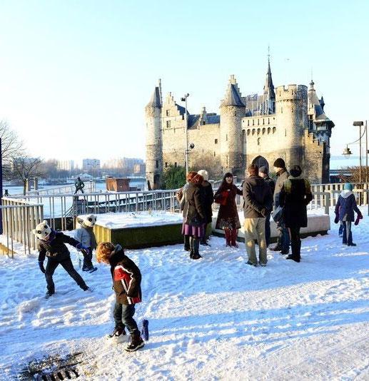 Christmas Antwerp - Copyright Stad Antwerp