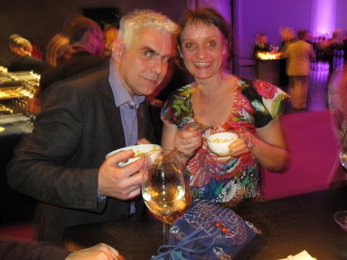 Manuel Siebenmann mit Isabelle Meier