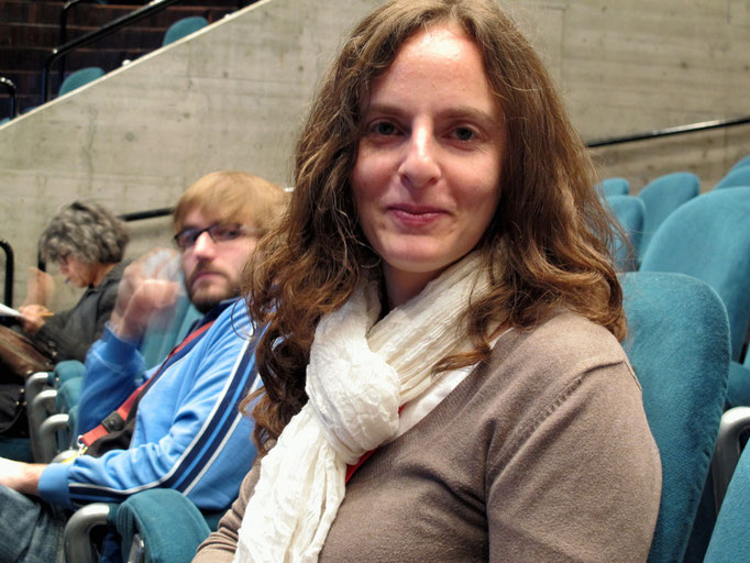 Marcy Goldberg, Filmwissenschaftlerin, Filmkritikerin und Autorin