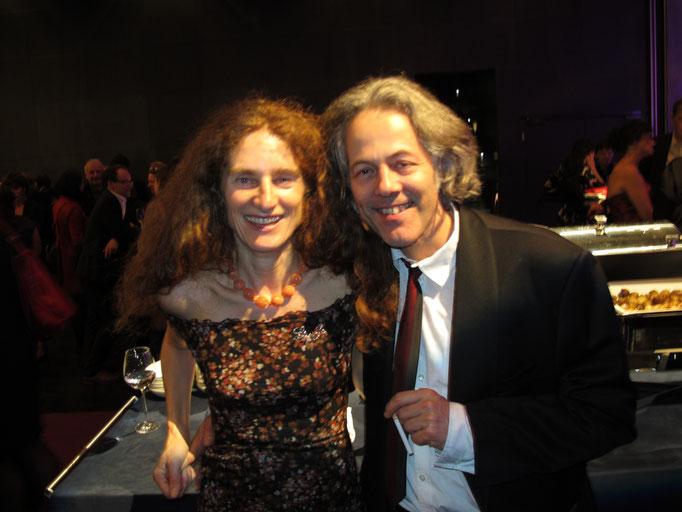 Elena Pedrazzoli Produzentin Summer Games mit Rolando Colla