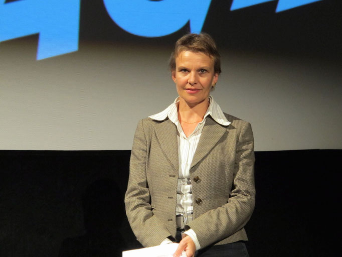 Susann Wach, Intendantin Kurzfilm  BAK ab 2011 an den internationalen Kurzfilmtagen 2010 in Winterthur