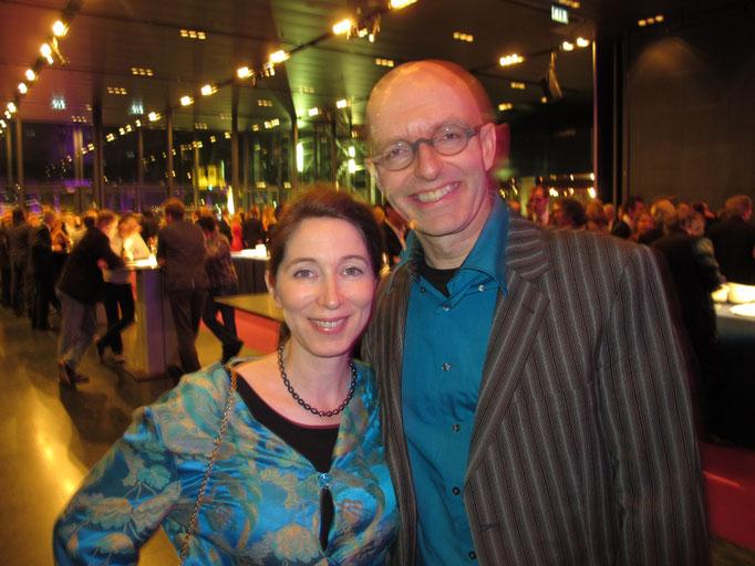 Madeleine Gentinetta mit Jonas Raeber
