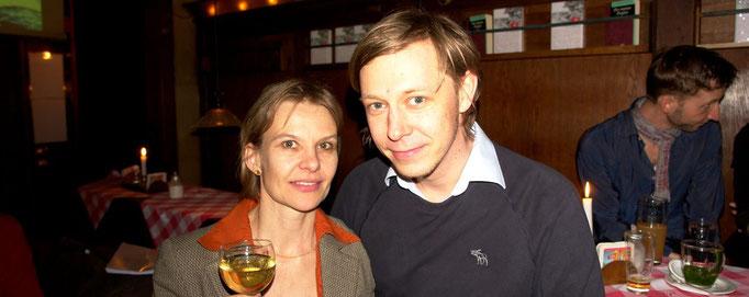 Susann Wach & Nico Hain