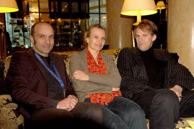 Norbert Maass, Susann Wach, Roland Zag