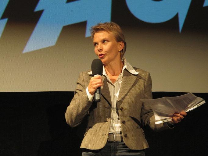 Susann Wach in der Jury Schweizer Filmschulentag 2010