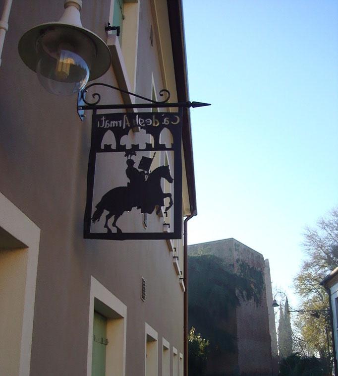 Logo Ca' degli Armati