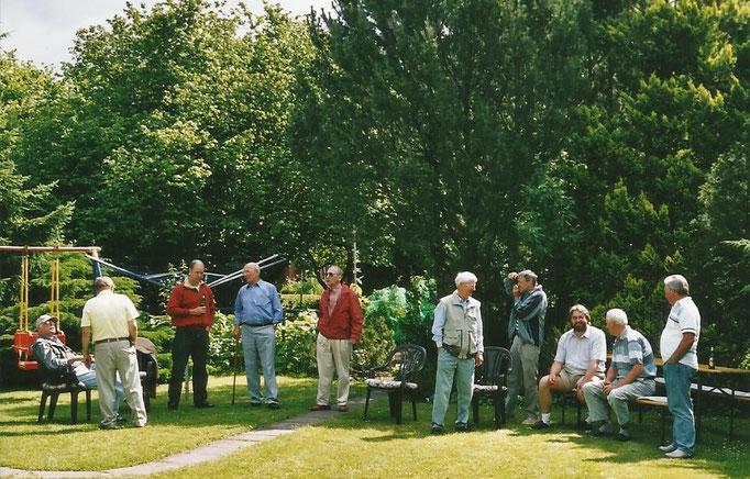 Flugtaubentreffen Jahr 2003