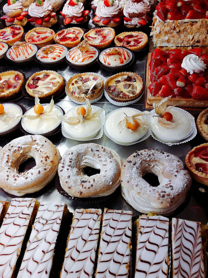Pâtisserie diverse