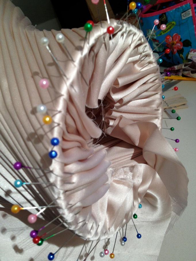 bespoke, lampshade, custom made, hand made,