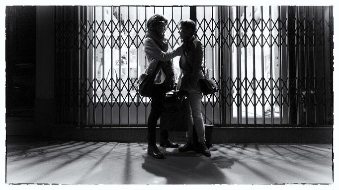Sophie & Anne-Marie, (Paris 2014) © OBS