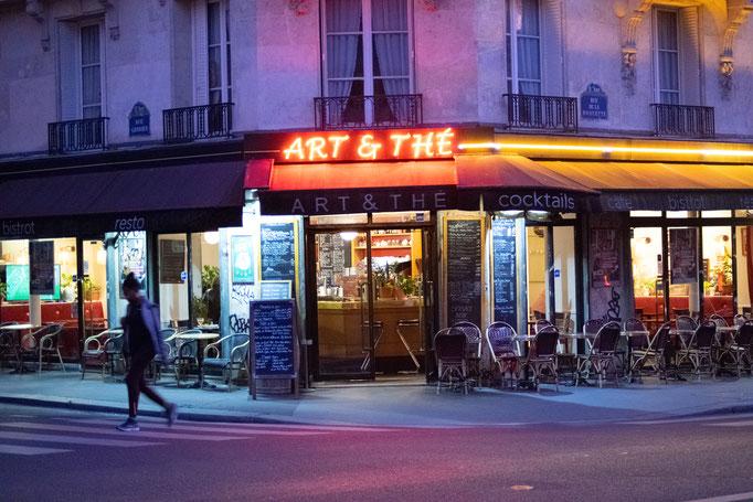 ART & THE