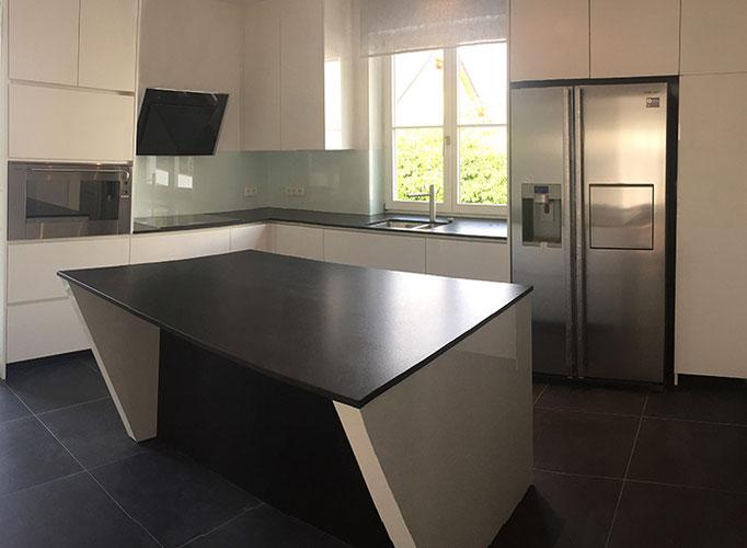 Küchenblock Innenausbau Jochen Katz Seckenheim
