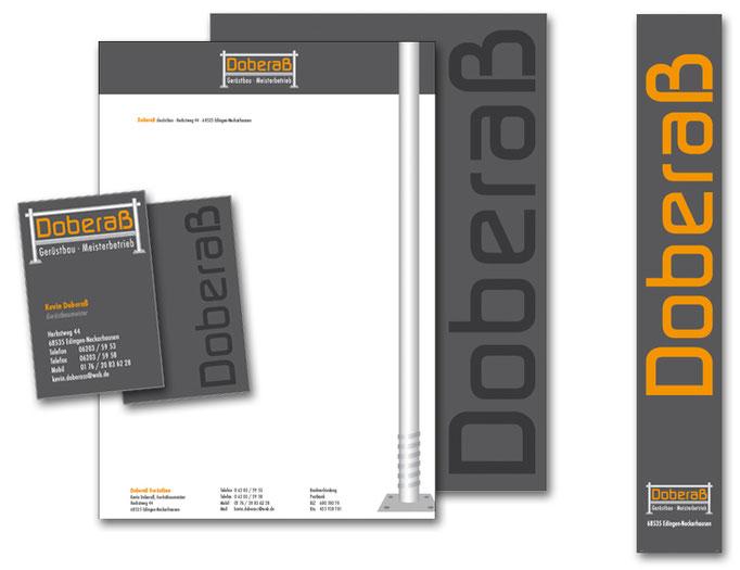 Ausstattung Werbeagentur Design Labor Seckenheim