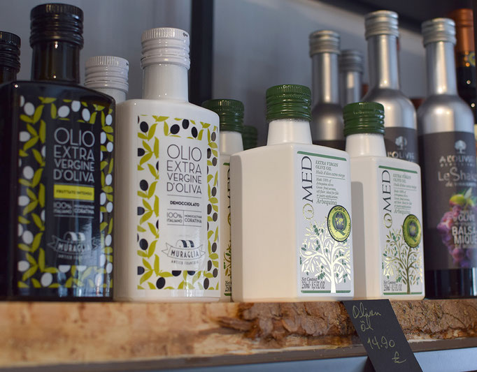 Olivenöl Feinkost Leckerli MeinSeckenheim