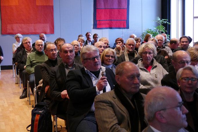 Fragen aus dem Plenum