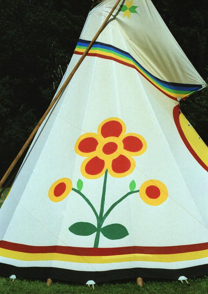 Blumen-Tipi 1993