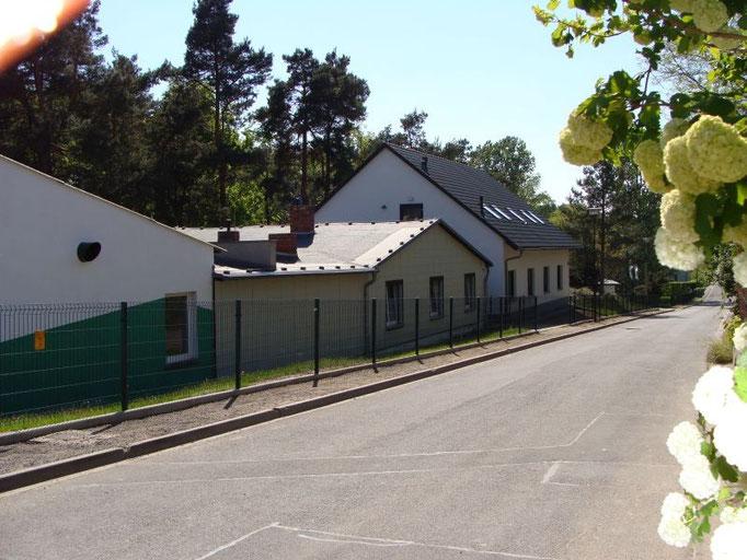 Sportlerheim und Vereinshaus
