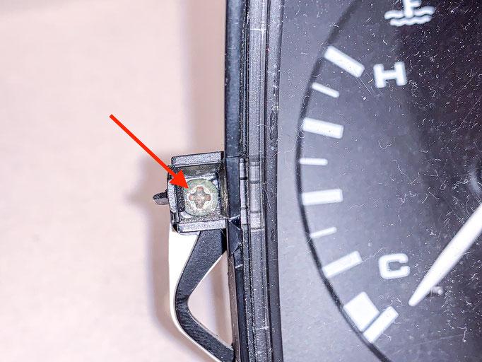 VW T4 - Kombiinstrument reparatur
