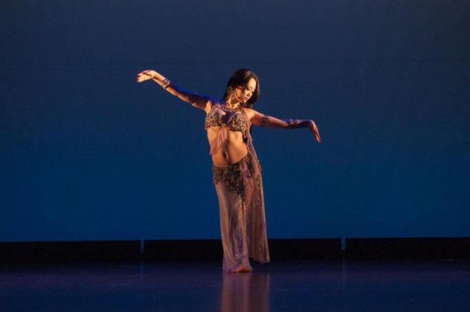 2013/02 Izumi oriental dance studio 本教室発表会1