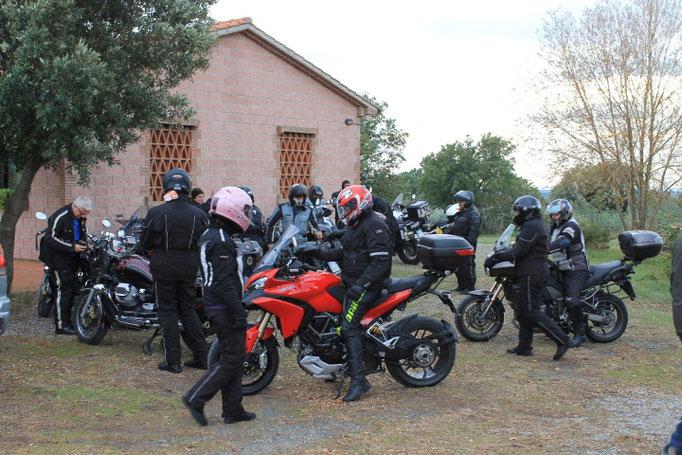 Dicembre: Club Moto Guzzi La Spezia - Pranzo degli auguri