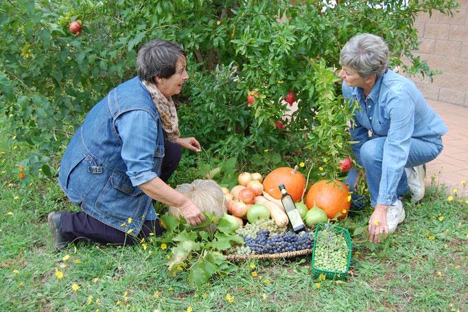 Ottobre: colori d'autunno