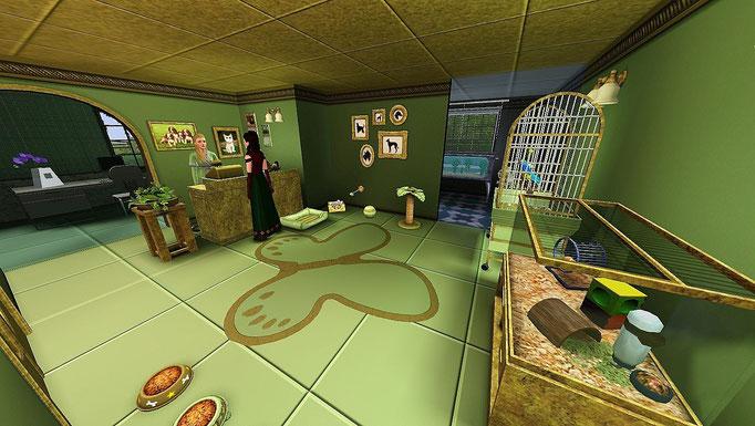 Tierladen im Wissenschaftszentrum