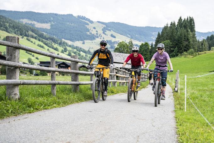 Bikeholiday in Saalbach