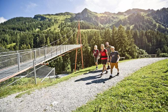 Summer activities in Saalbach