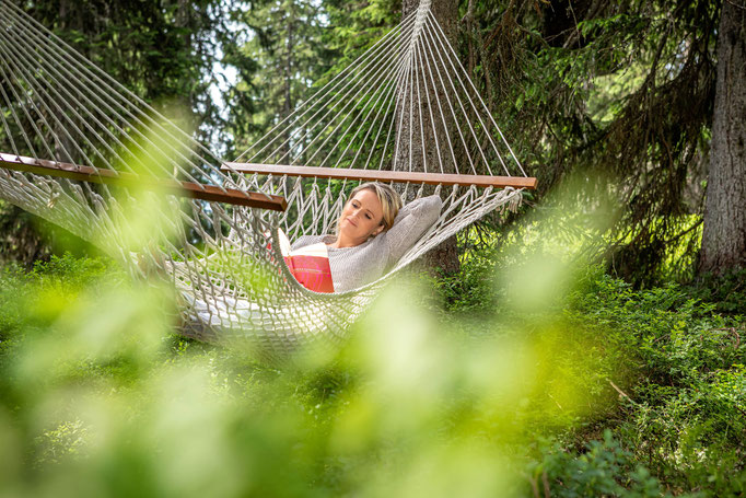 Forest Wellness in Saalbach