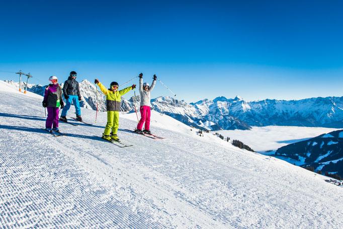 Skiurlaub im Appartement Schönfeld