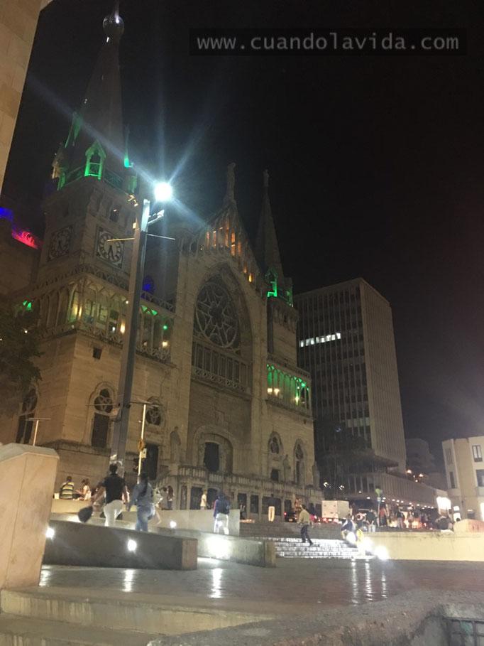 Catedral Basílica de Manizales-Caldas, Colombia, 2018