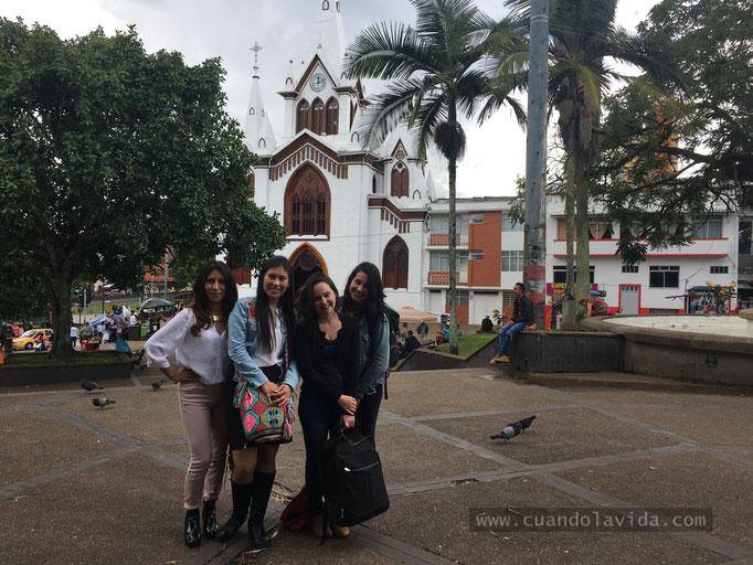 Basílica de la Inmaculada Concepción, Manizales-Caldas, Colombia, 2018