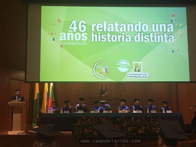 Graduación de Doctorado, Posdoctorado y Certificación Participantes VIII Escuela Internacional de Posgrados, Manizales-Caldas, Colombia,2018