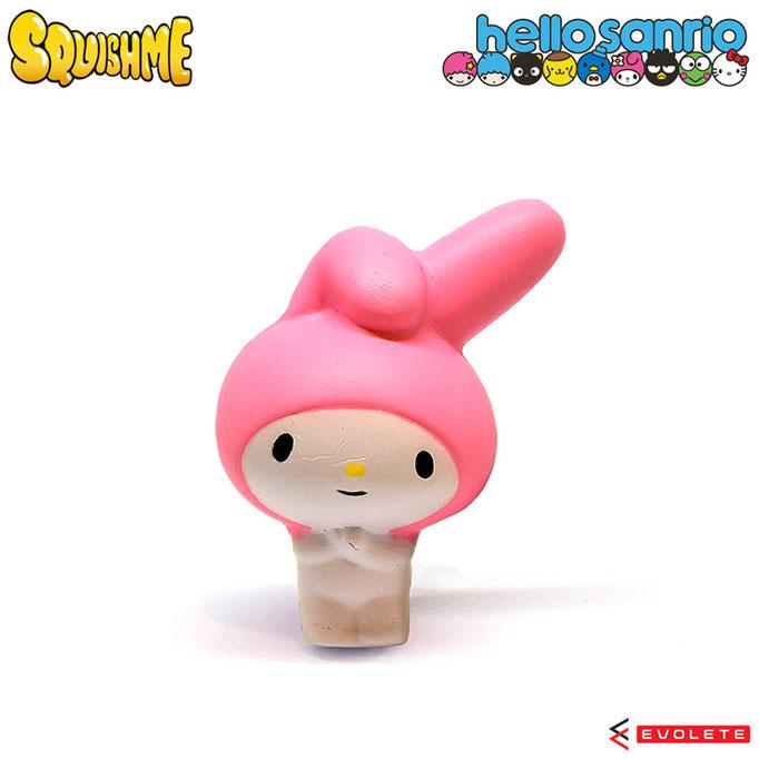 Hello Sanrio SquishMe (My Melody)