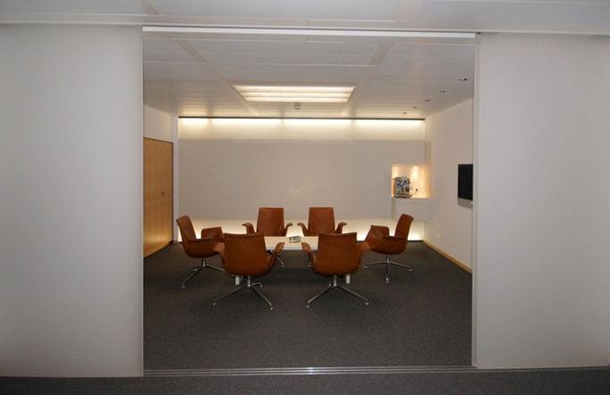 Lounge im Büro der Geschäftsleitung