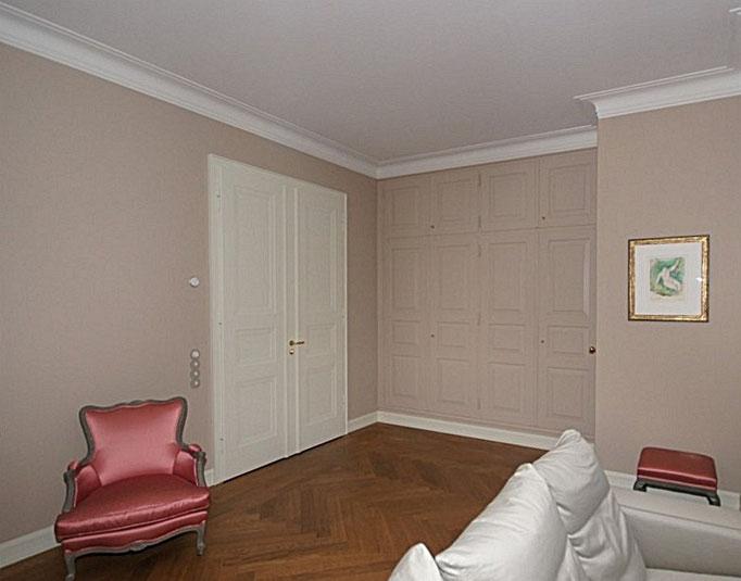 Kompletter Ausbau, Einbauschrank, Zimmertür