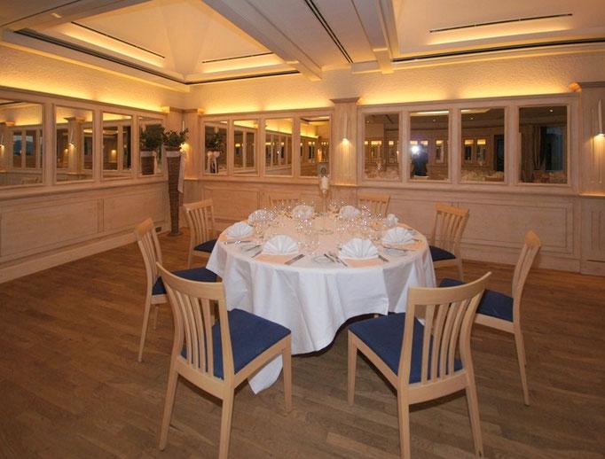 Terrassenhotel in Isny-Neutrauchburg Festsaal