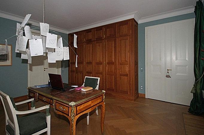 Kompletter Ausbau, Kleiderschrank, Zimmertür