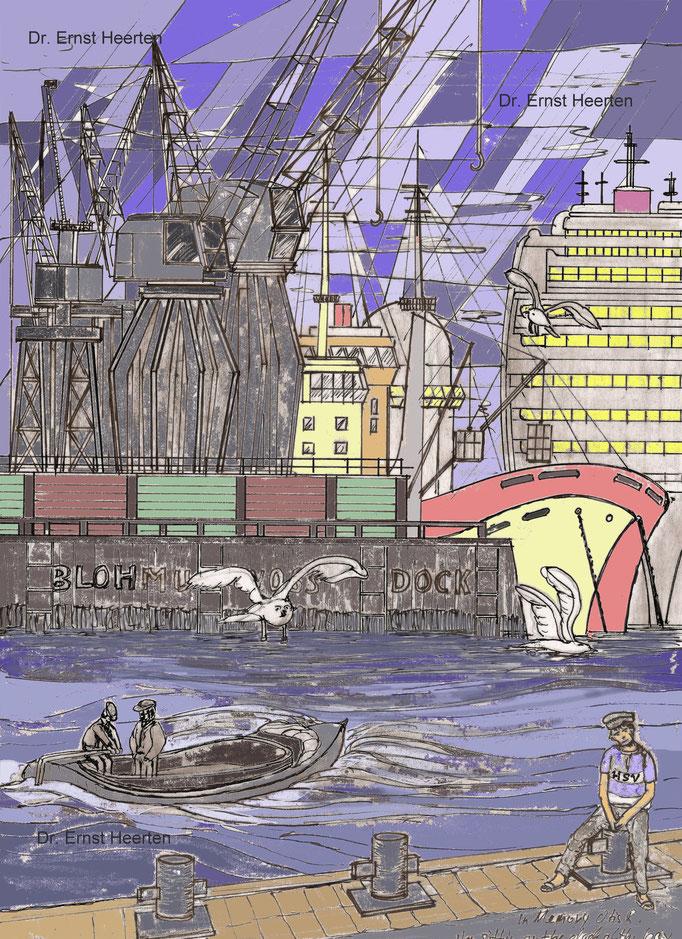 2.7.- settin' on the dock of the bay (Björn)   unverk.