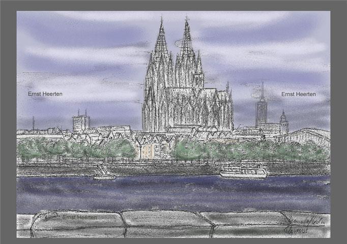 Kölner Dom                    /     125.- €