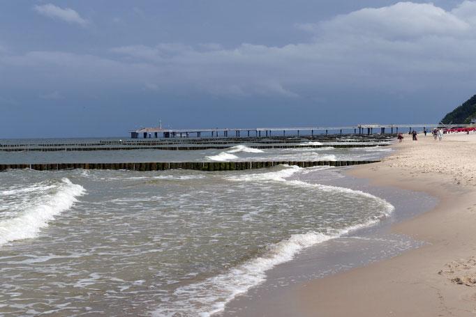 Die neue Seebrücke