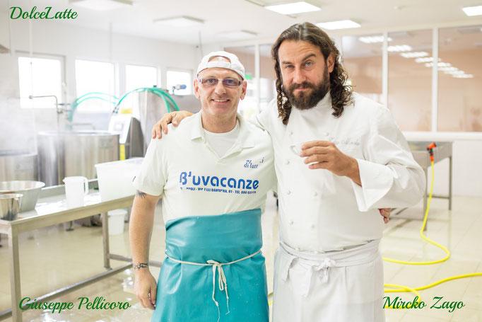 #Giuseppe Pellicoro #DolceLatte #MirckoZago