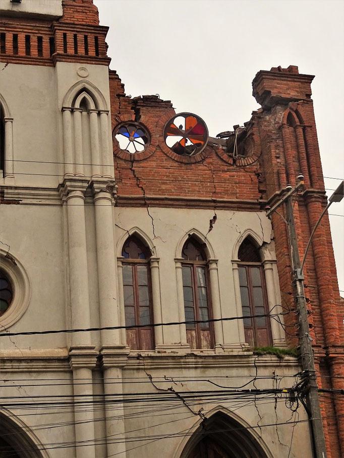 Zeitzeuge des Erdbebens von 2010