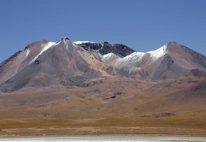 Los Andes - Bolivien